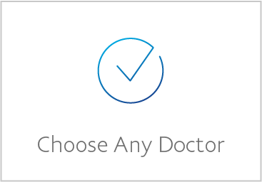 Choose Any Doctor